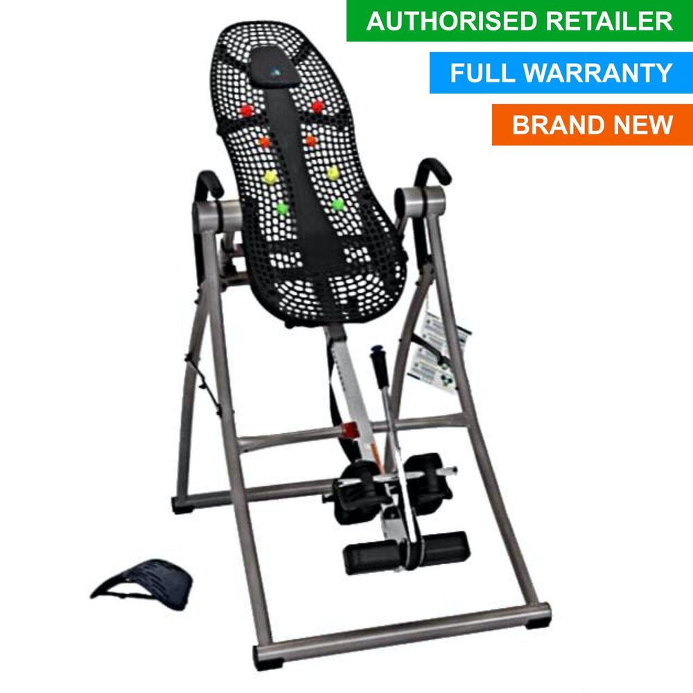 Teeter hang ups contour l5 inversion table free for 1201 back therapy inversion table