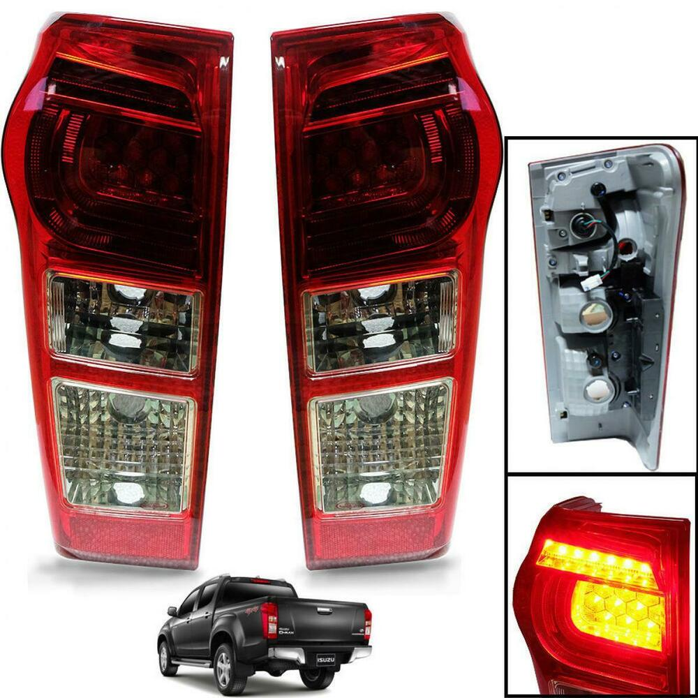 For 2014 16 Isuzu Dmax D Max Colorado Facelift Ute Tail