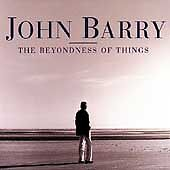 JOHN BARRY The Beyondness of Things cd 1998 12 tracks not Soundtrack OST