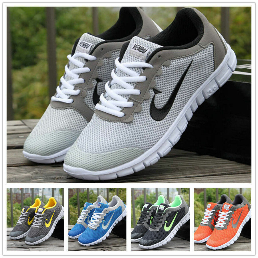 2016 new men's outdoor running shoes fashion casual shoes ...
