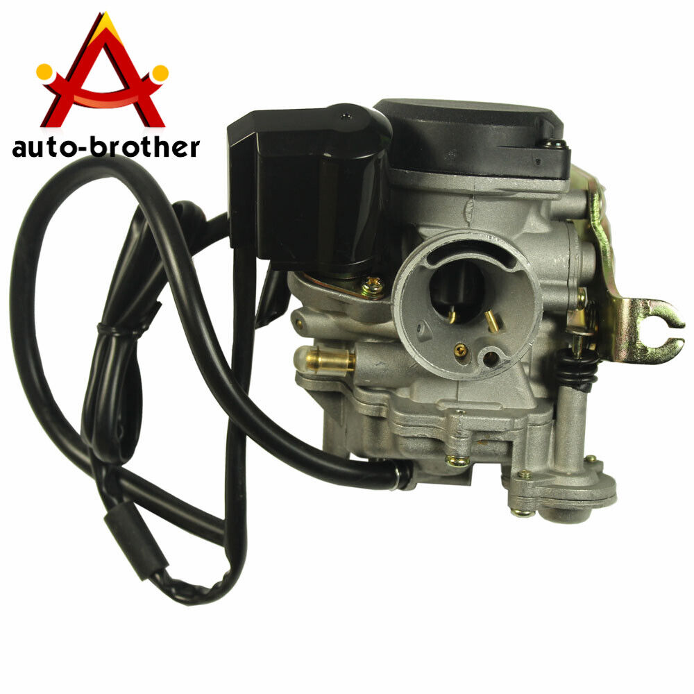60cc Carb Gy6 Carburetor Moped Scooter Fit 49cc 50cc