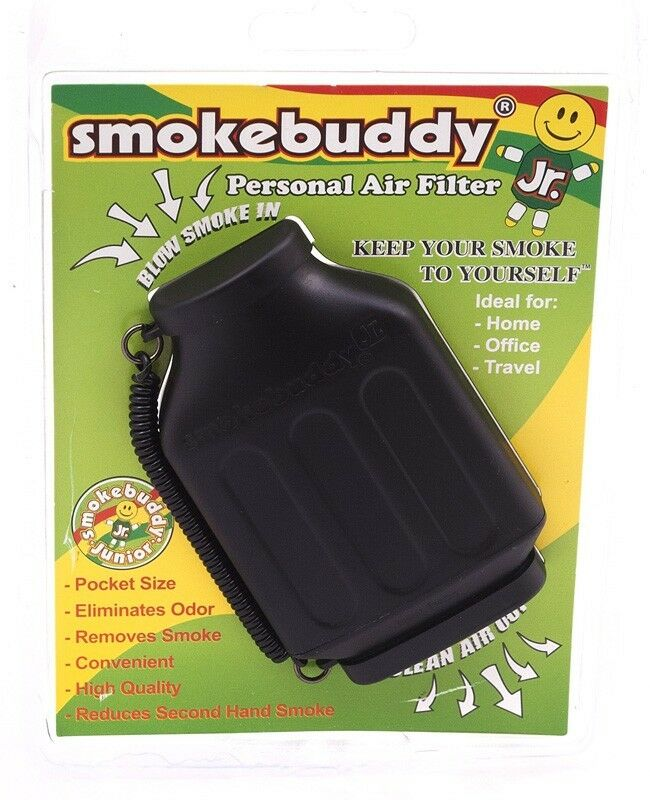 Smokebuddy Jr Personal Air Purifier Cleaner Filter