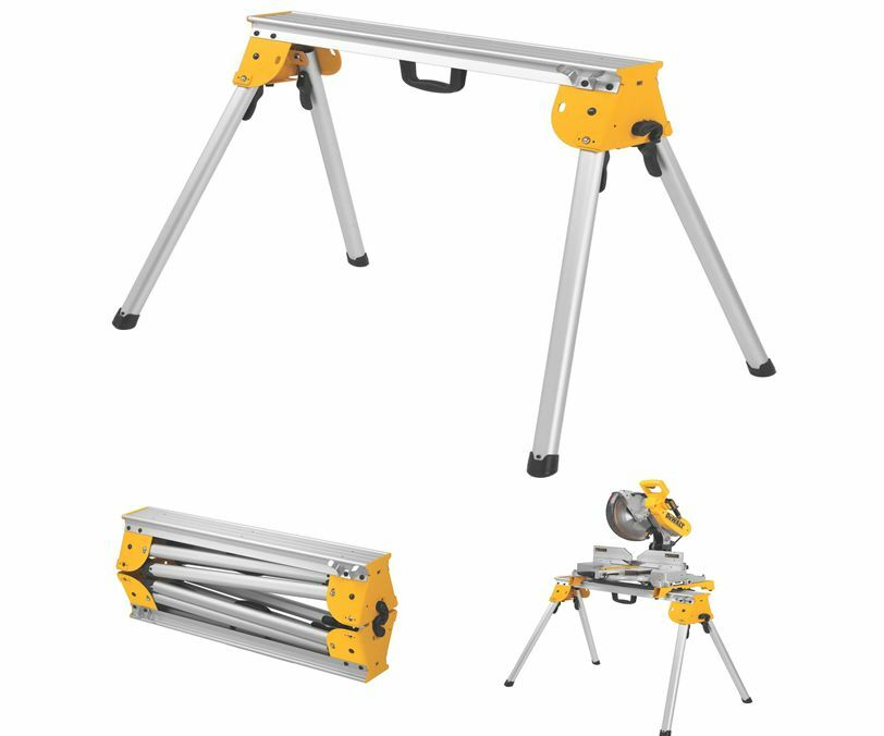 Dwx725 Miter Saw Stand Heavy Duty Fold Portable W Out