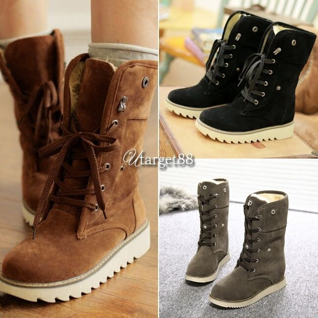 Girl Winter Shoes Size