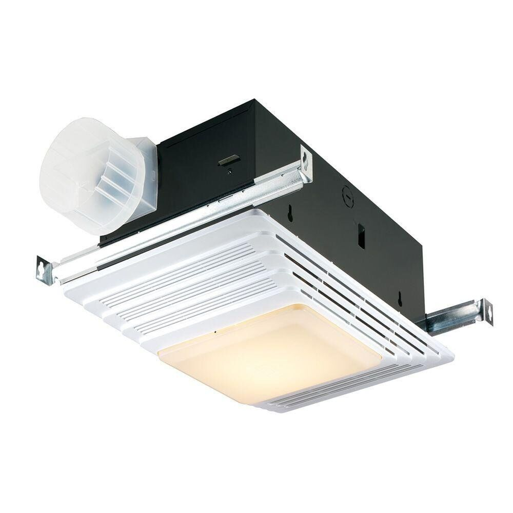 Broan Heater Bath Fan Light Combination Bathroom Ceiling Ventilation Exhaust Ebay