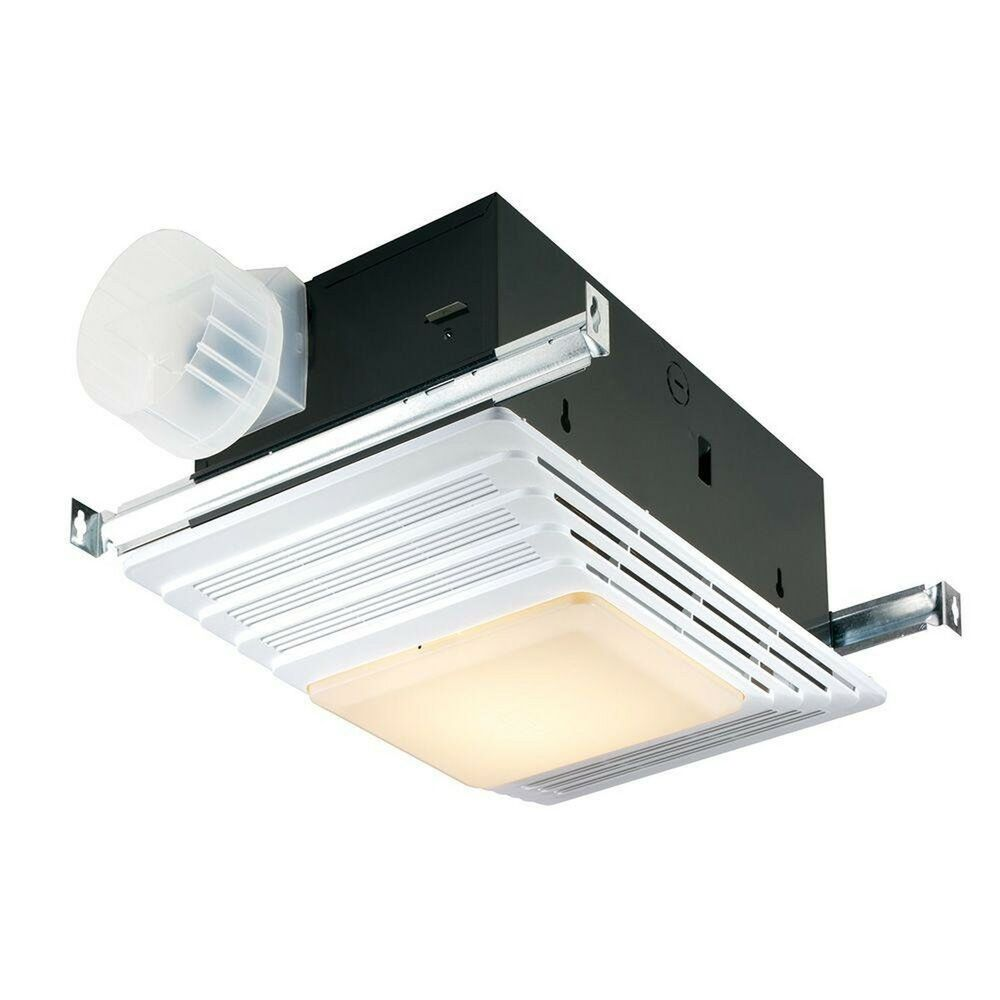 heat light exhaust fan bathroom broan heater bath fan light combination bathroom ceiling 23304