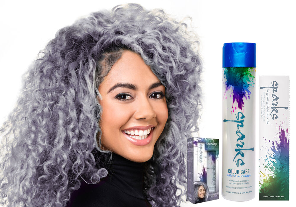 Sparks Dye Namic Duo Hair Color Starbright Silver Care