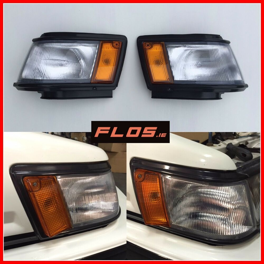 New Ae86 Corner Lamps Parker Lights Side Markers Toyota