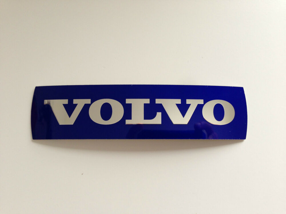 volvo xc60 emblem badge k hlergrill new ebay. Black Bedroom Furniture Sets. Home Design Ideas