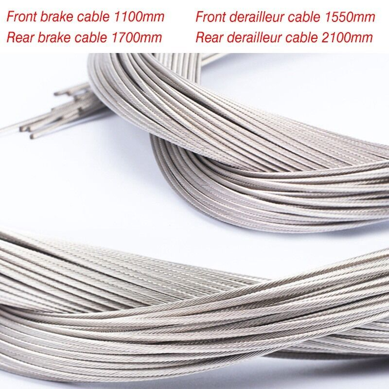 Bicycle Derailleur Brake Inner Cable Stainless Steel Line