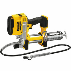 Kyпить DEWALT 20V MAX Cordless Li-Ion Grease Gun DCGG571B New - Tool Only на еВаy.соm