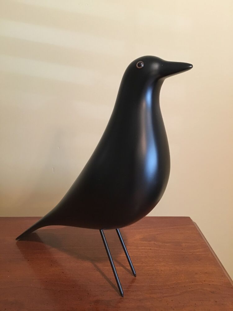 Vitra eames house bird by charles ray eames authentic for Eames vitra replica