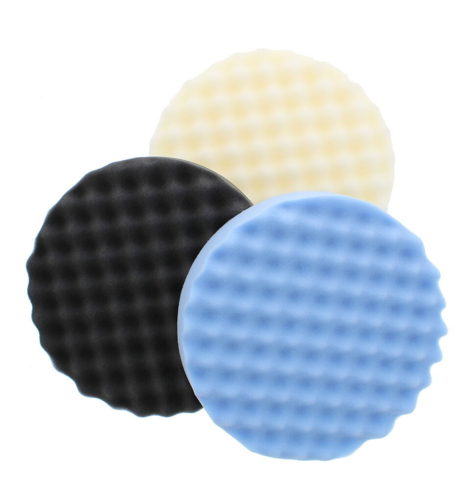 3m perfect it foam buffing compounding pads 5723 5725 5733. Black Bedroom Furniture Sets. Home Design Ideas