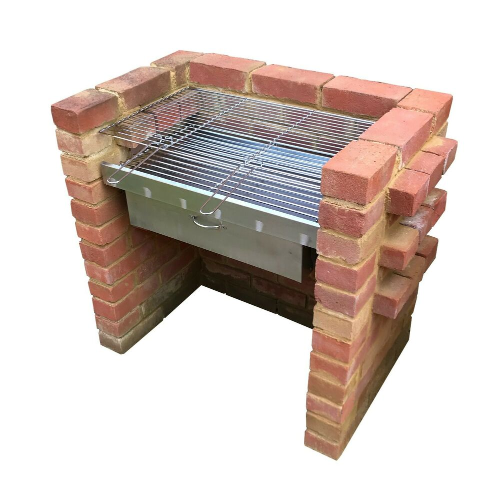 Build A Brick Bbq Kit