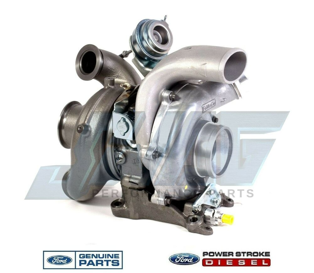 Stock Replacement Parts : Genuine oem replacement turbo for  powerstroke