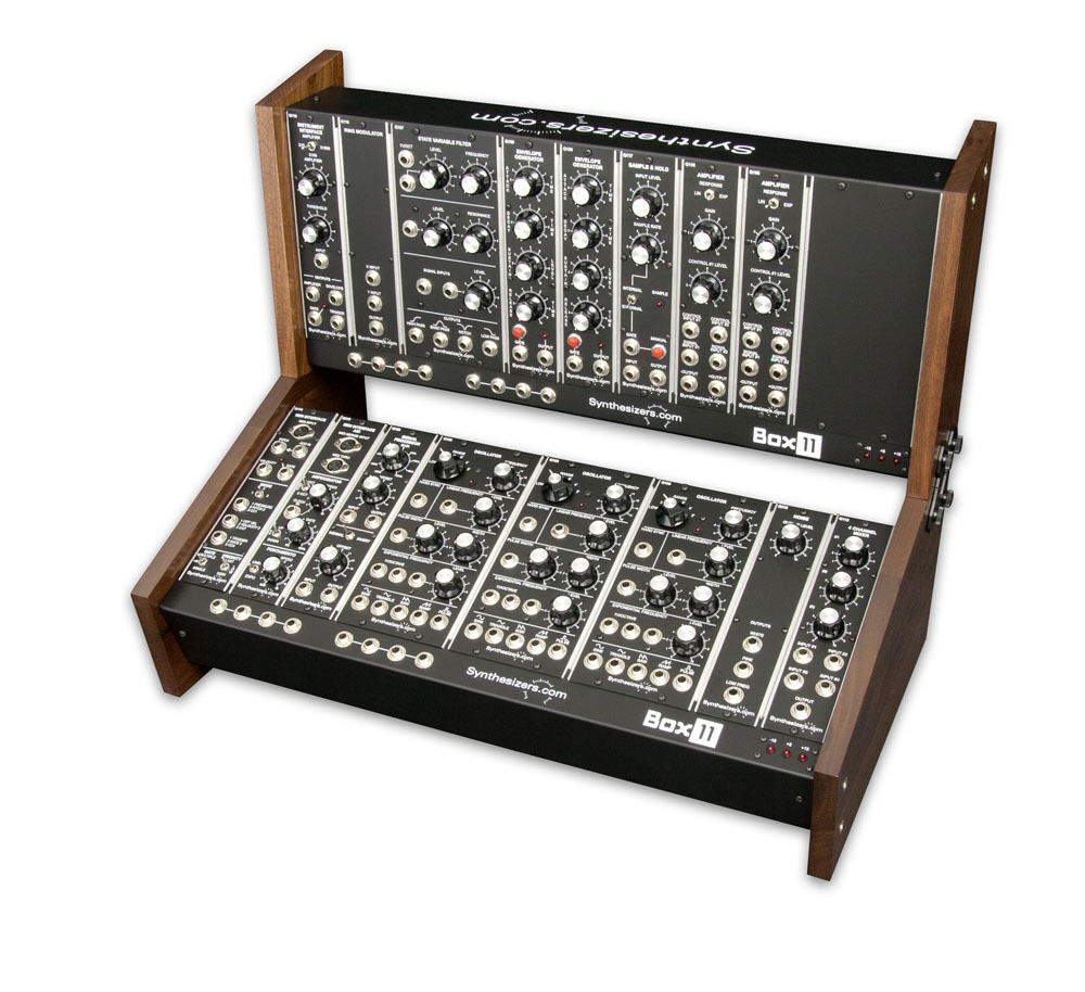 box 22 analog modular synth system dotcom mu ebay. Black Bedroom Furniture Sets. Home Design Ideas