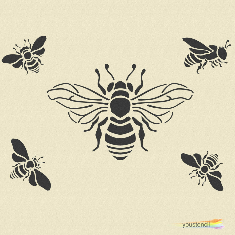 Bumble Bee Stencil Bing Images