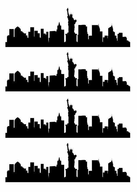 New York Cake Toppers Uk