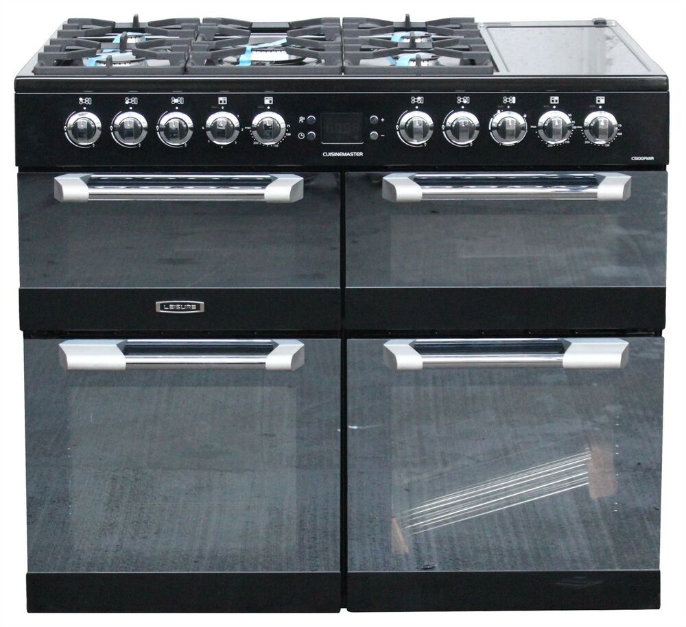 Leisure Cuisinemaster Cs100fmirk 100cm Dual Fuel Range