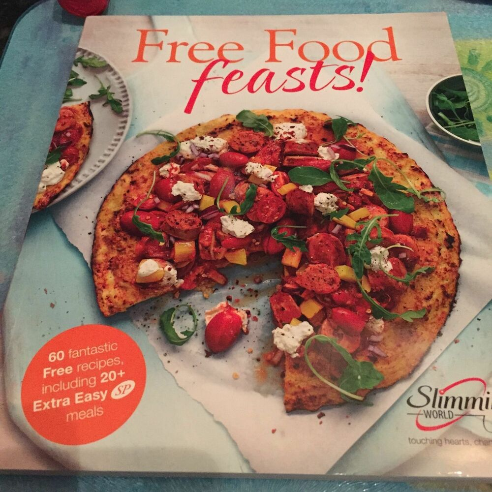 Slimming world free food feasts 60 fab recipes inc 20 sp meals new ebay New slimming world meals