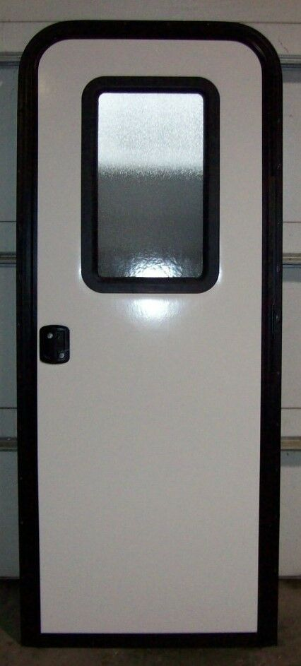 New Rv Camper Tiny House Entry Entrance Door 28 X 72 Frame