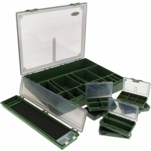 Large 7 1 tackle box terminal tackle storage system hair for Large tackle boxes for fishing