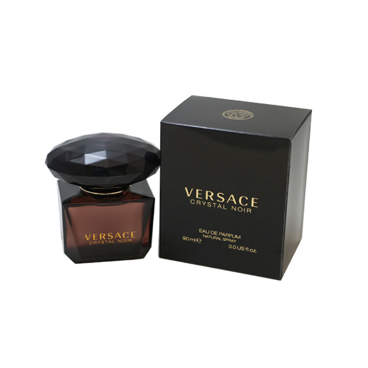 Versace Crystal Noir Eau De Parfum Spray 3.0 Oz / 90 Ml for Women 8018365070462 | eBay