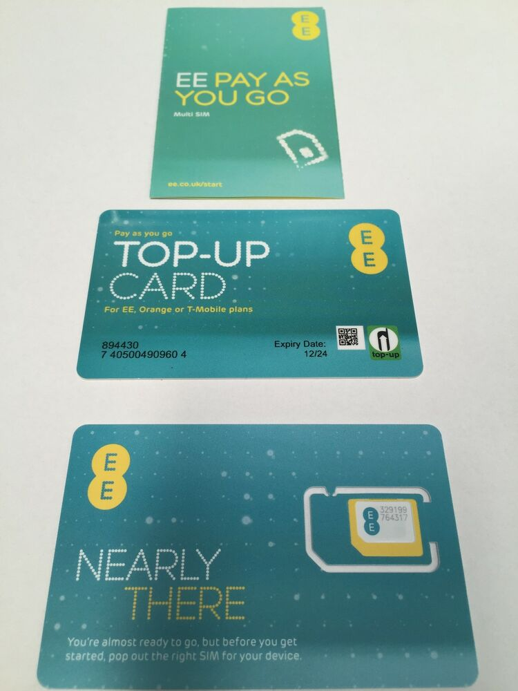 iphone pay as you go orange ee pay as you go micro sim card for iphone 4 4s 17685