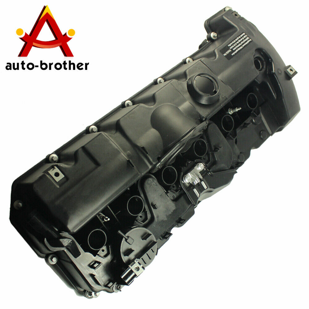 Engine Valve Cover For Bmw E70 E82 E90 E91 Z4 X3 X5 128i
