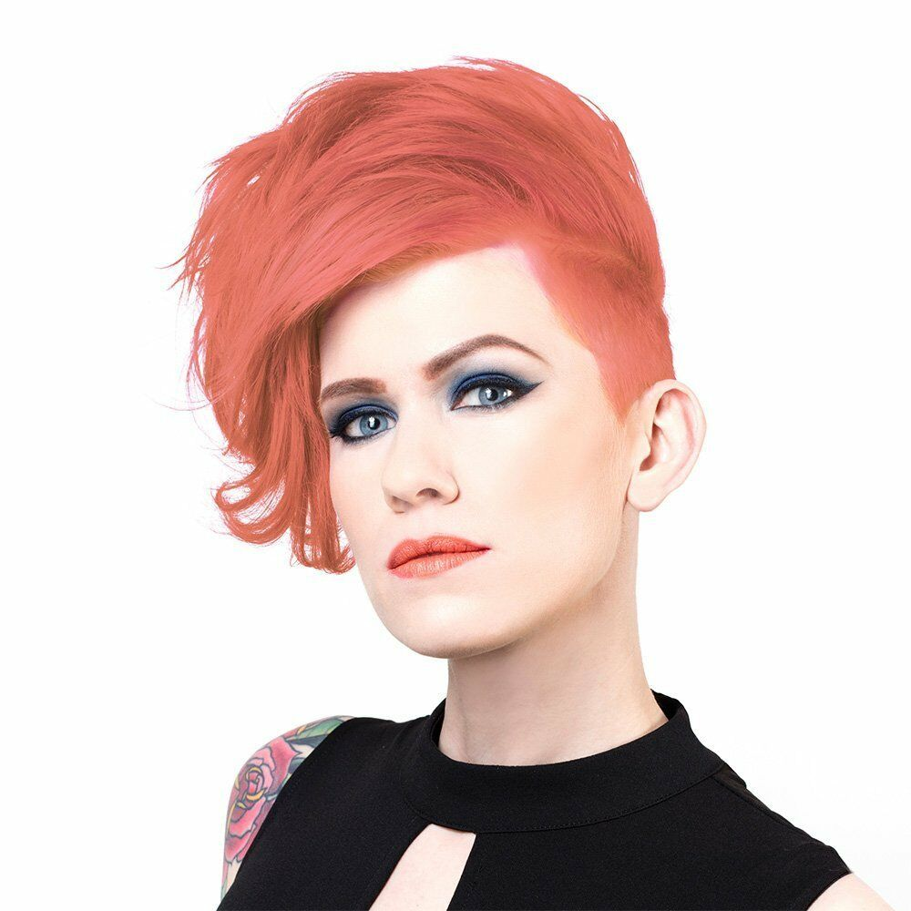 Sparks Long Lasting Bright Hair Color Dye Ash Coloring Permanent