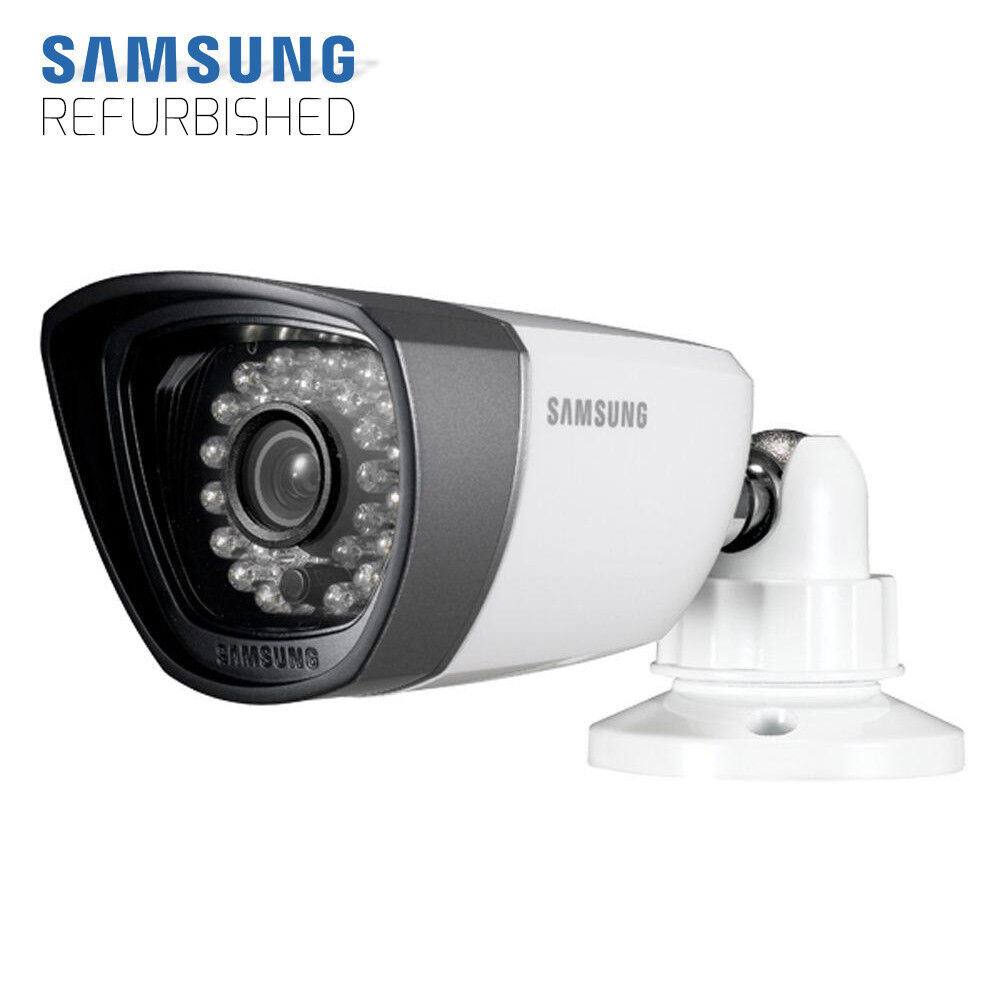 4x Samsung Sdc 7340bc Digital Colour Color Night Vision