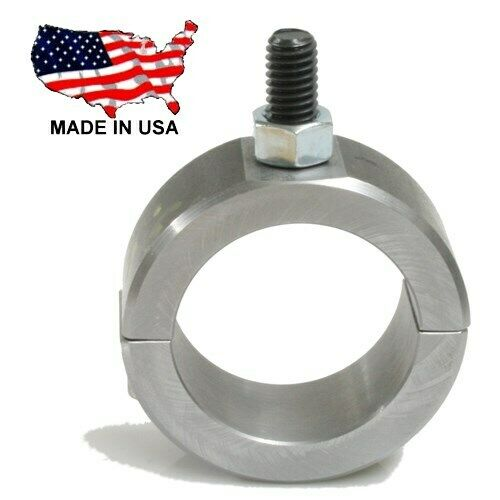 Steel bolt universal roll bar tubing clamp quot w