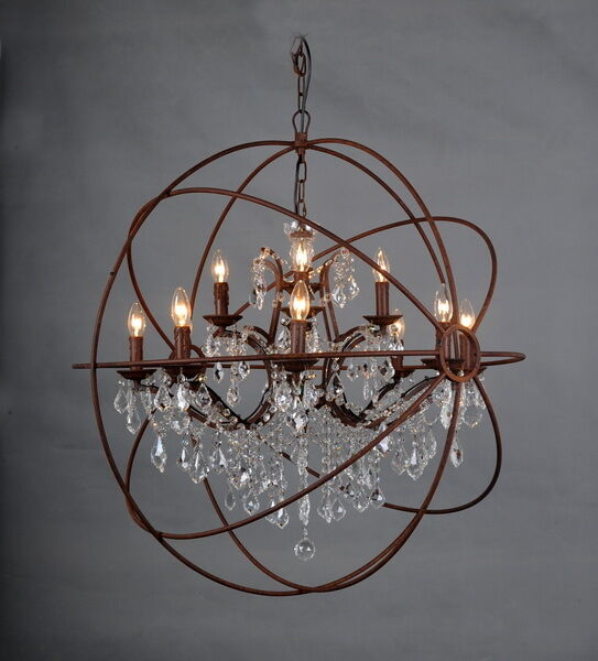 "36"" 12light Rustic Iron Crystal Orb Chandelier  A. Square Area Rug. Atlas International. Plant Stand. Concrete Countertops Colors. Foyer Light Fixtures. Gray Platform Bed. Cottage Colors. Industrial Bookshelf"