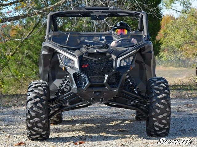 "Can Am Outlander Max 2018 >> 2017+ Can Am Maverick X3 SuperATV 3"" Lift Kit Front and ..."