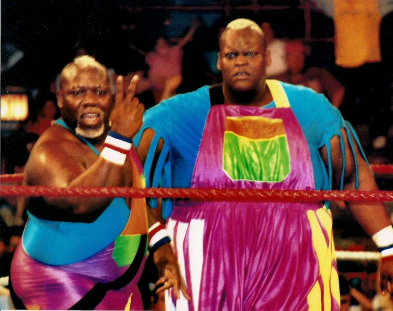 Men on a mission mo viscera big daddy v 8x10 photo wwe ebay for Big daddy s antiques