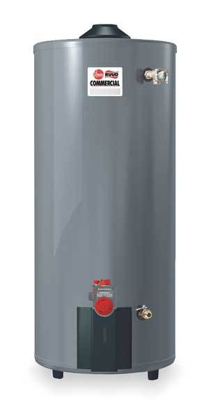 Rheem Hot Water Heaters >> Rheem-Ruud 75 gal. Commercial Gas Water Heater, NG, 75,100 BtuH, G75-75N-2 | eBay