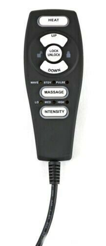 Tranquil Ease 2802 Fr3 Hand Control Heat Massage Offered