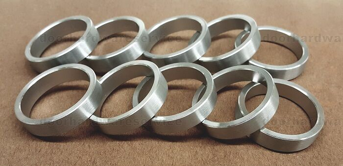 10pcs Solid Aluminum Collars Rings For Adams Rite