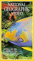 RARE- NATIONAL GEOGRAPHIC - JEWELS OF CARIBBEAN SEA (VHS)