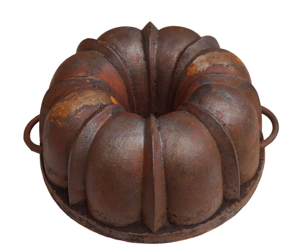 Old Bundt Cake Pans