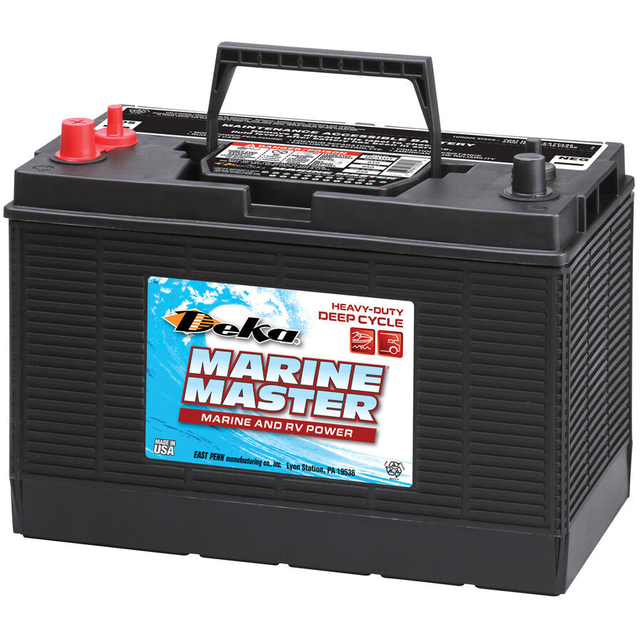 DEKA GENUINE NEW DC31DT Marine Deep Cycle Mattery 800Amp ...