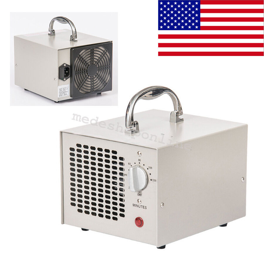 commercial industrial ozone generator air purifier mold mildew smoke odor 3500mg 640671028882 ebay. Black Bedroom Furniture Sets. Home Design Ideas