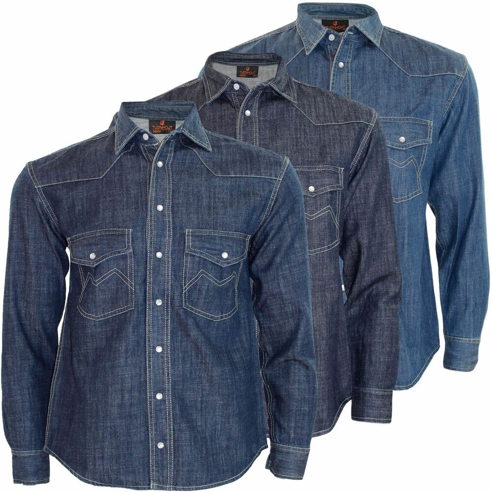 Bringing back lightweight denim is one of the best parts of spring style. But it doesn't have to be limited to jeans—denim shirts are another stylish way to wear the fabric come transitional seasons. From light and distressed, to dark and embroidered, there's a denim shirt for every style. Here are a few of our favorites.