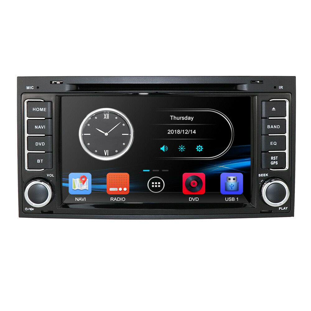 car stereo radio dvd player gps navigation for volkswagen. Black Bedroom Furniture Sets. Home Design Ideas