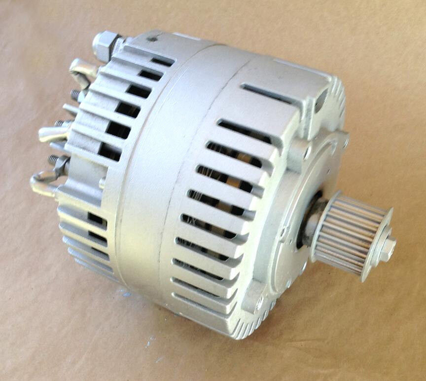 3500 watt    300 amp alternator high power