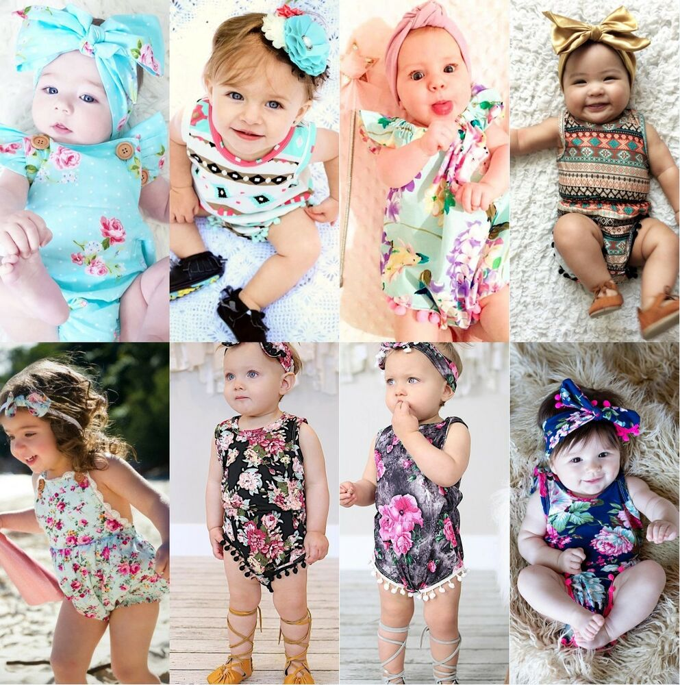 Product Features months baby girl clothes baby boy summer clothes baby clothes.