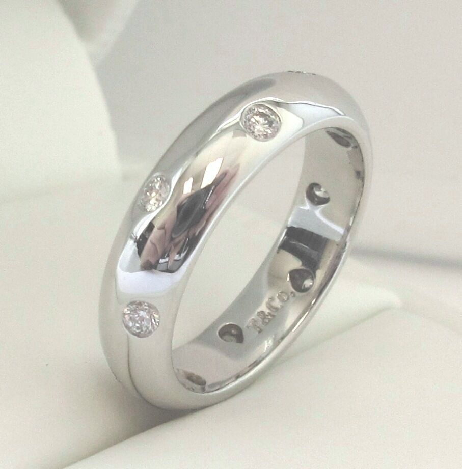 how to clean platinum and diamond ring