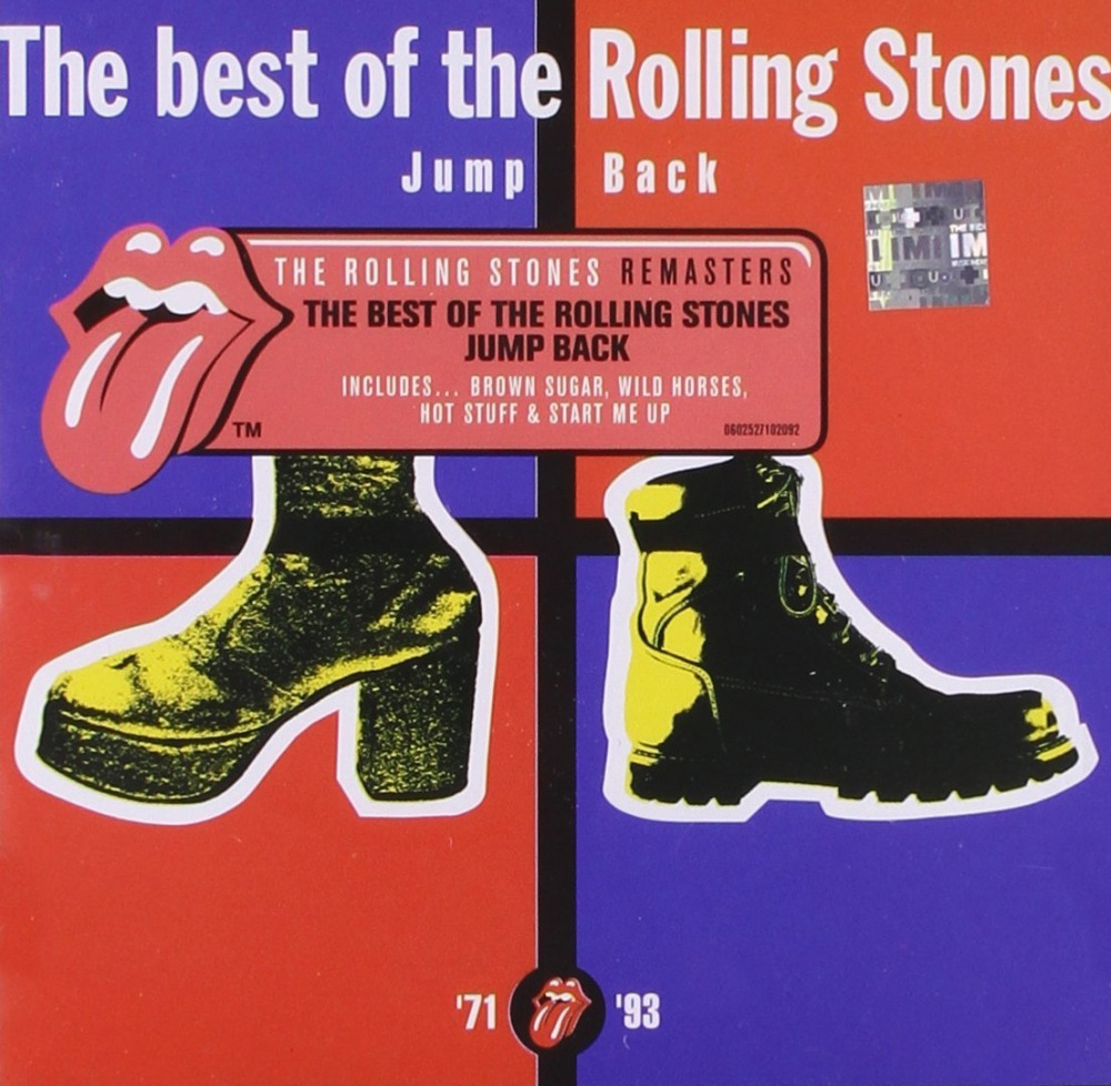 bol.com | Jump Back, The Best Of The Rolling Stones, The ...