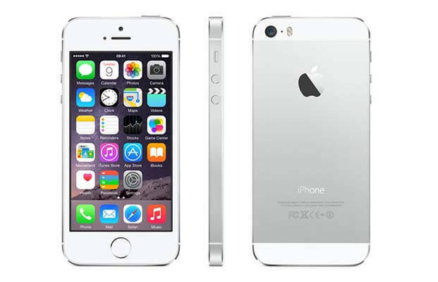 verizon iphone 5s unlocked apple iphone 5s 16gb silver verizon unlocked 3049