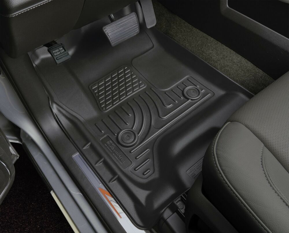 Husky Liners Weatherbeater Floor Mats 2pc 18431 Honda